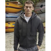 Мъжки суитшърт Premium Hooded Zip Sweat